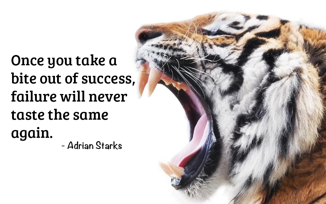 Biting Into Success