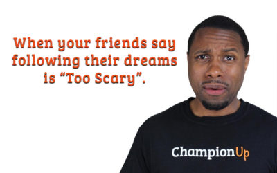 Are Dreams Too Scary?
